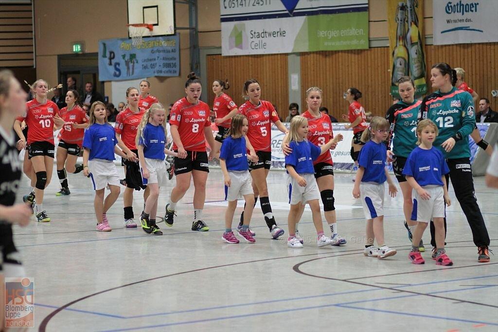 1. Bundesliga  SVG Celle  -  HSG Blomberg-Lippe