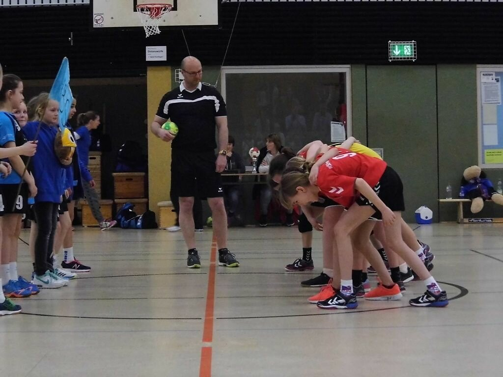 Final4 Kreispokal wE1 HSG Blomberg-Lippe