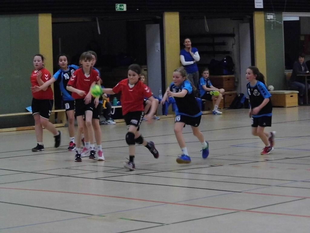 Final4 Kreispokal wE1 HSG Blomberg-Lippe