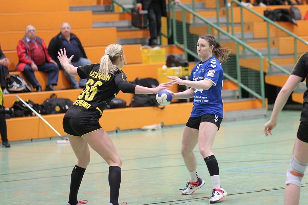 w2 Bv Borussia 09 Dortmund - HSG Blomberg-Lippe