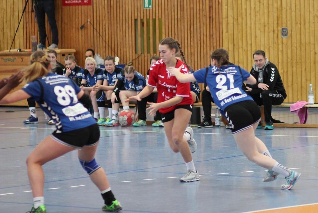 wA1 VfL Bad Schwartau - HSG Blomberg-Lippe