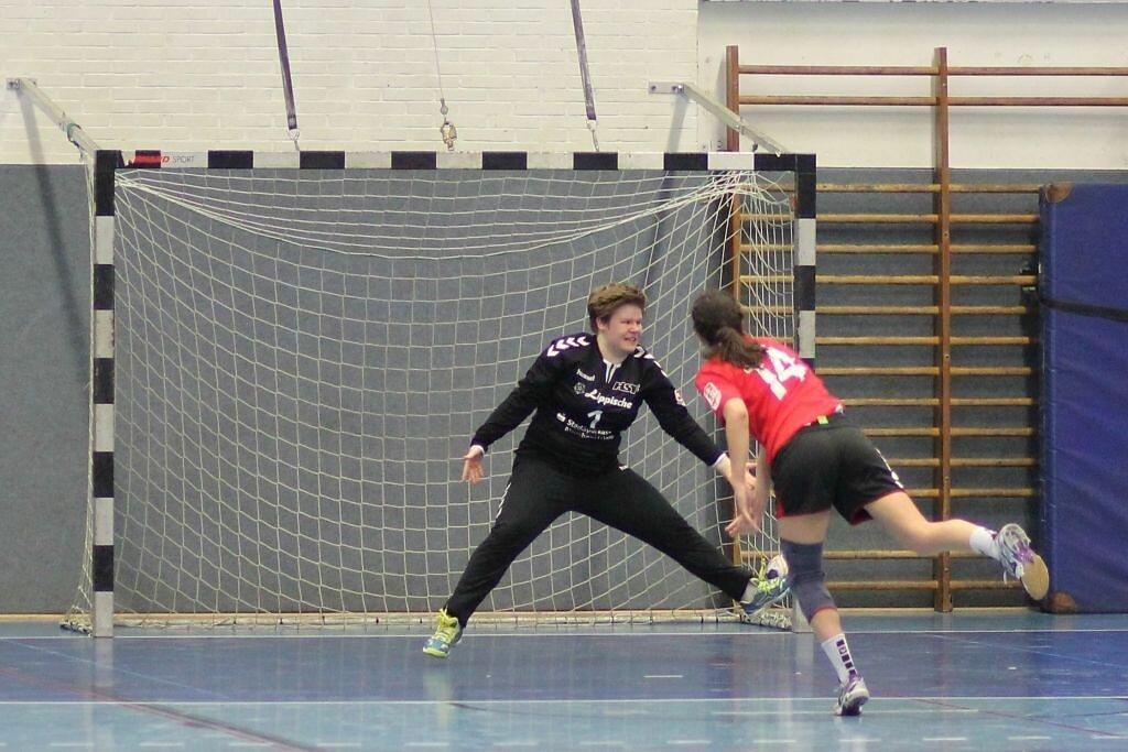 w2 HSG Blomberg-Lippe - 1. FC Köln