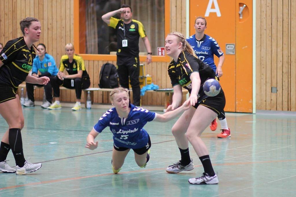 wA1 HSG Blomberg-Lippe - BV Borussia Dortmund