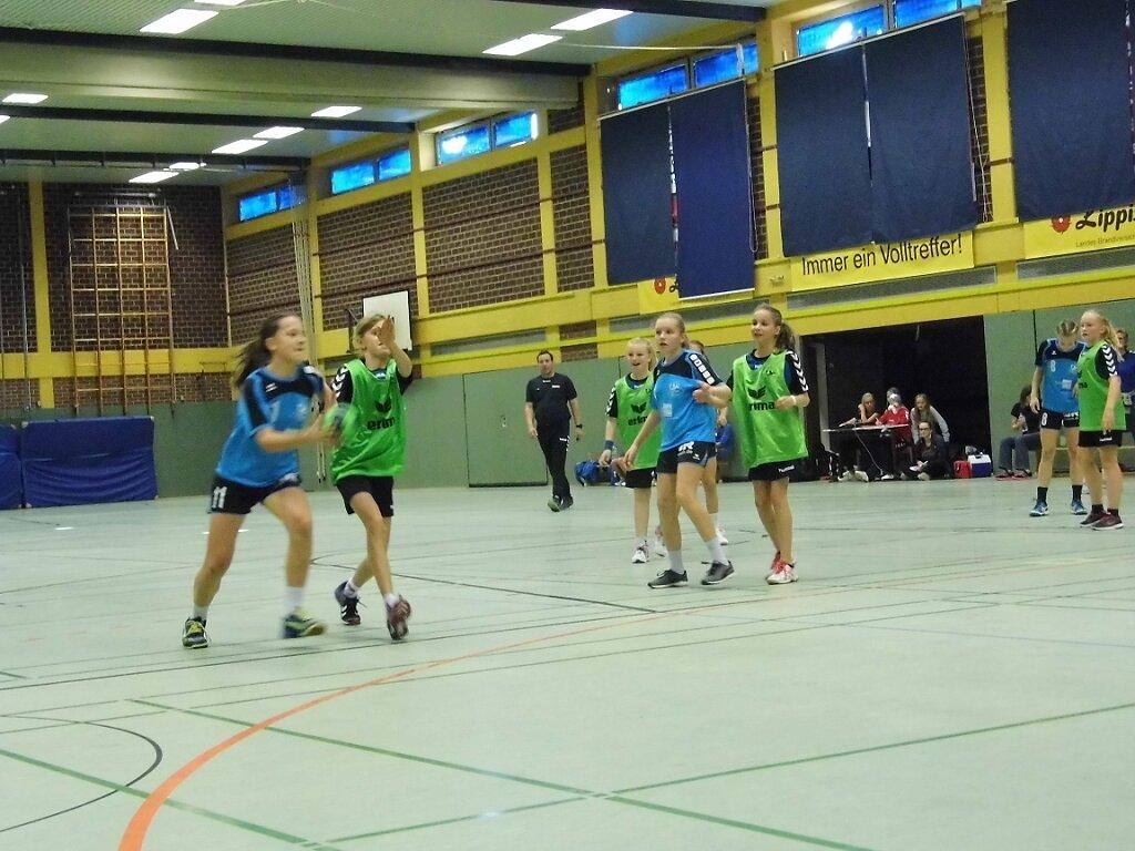wD2 HSG Blomberg-Lippe - Handball Bad Salzuflen