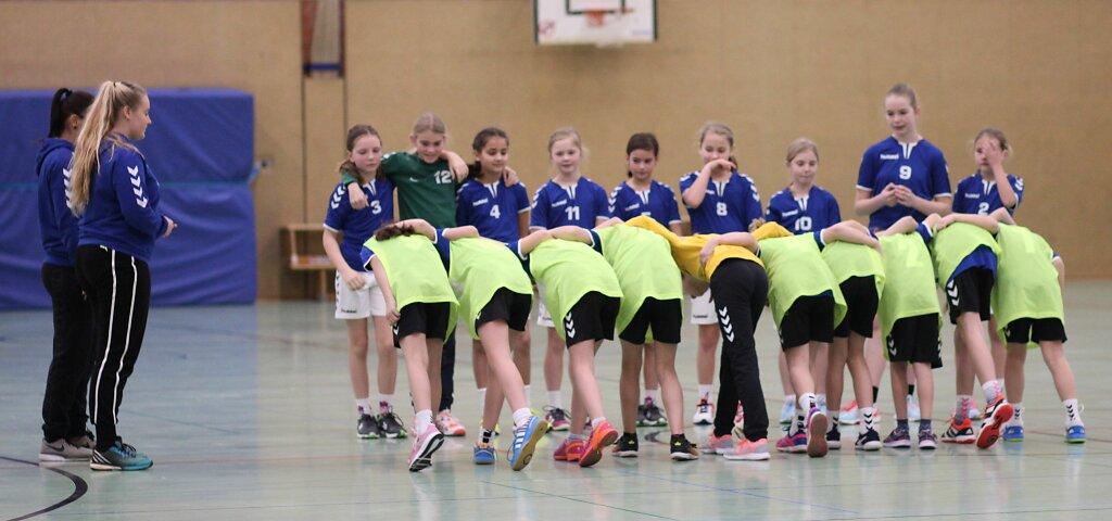 wE1 Handball Bad Salzuflen II - HSG Blomberg-Lippe