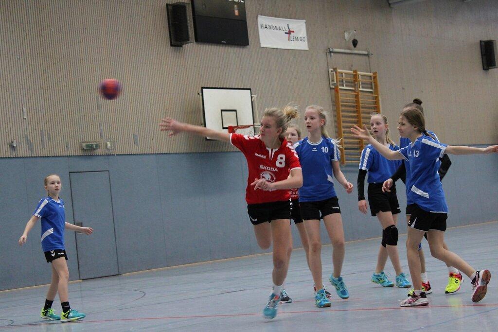 Handball Lemgo - wD1 HSG Blomberg-Lippe