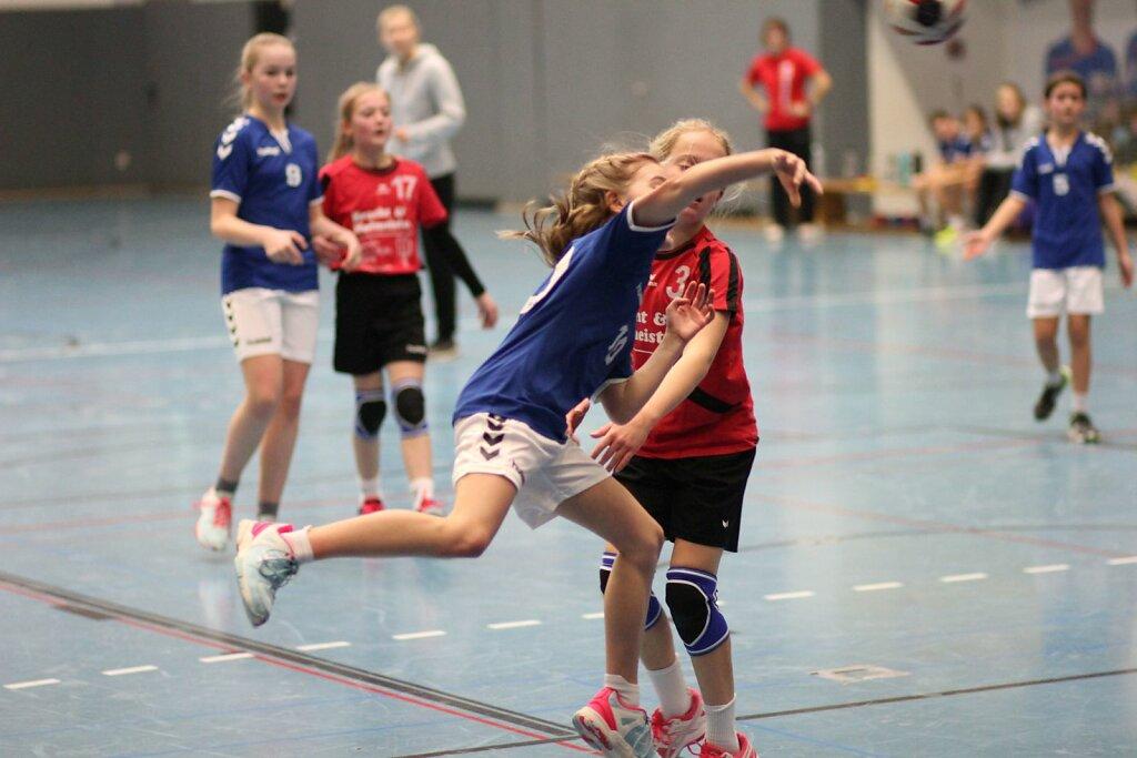 wE1 HSG Blomberg-Lippe - HSG Handball Lemgo