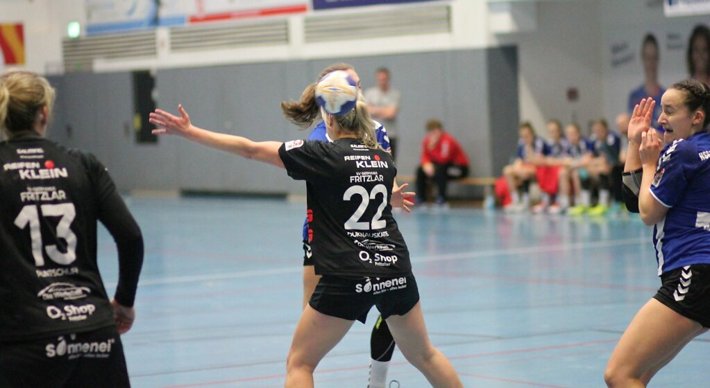 w2 HSG Blomberg-Lippe - SV Germania Fritzlar