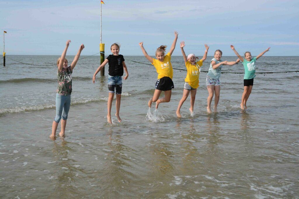 Norderney Tag 1