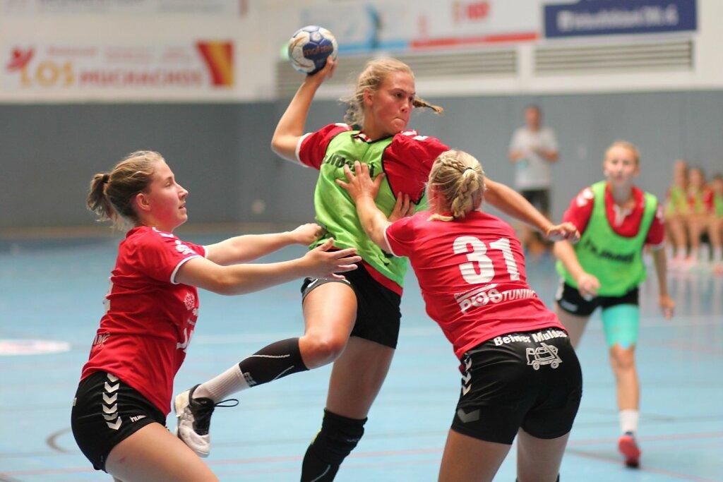 w2 HSG Blomberg-Lippe - Handball Bad Salzuflen
